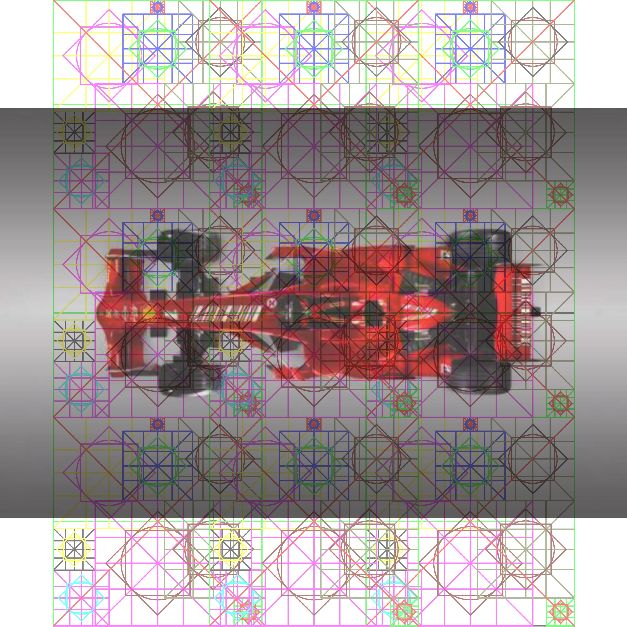 Ferrari F1 2008 + Diagram. spec.